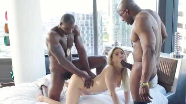Porn video Abella Danger takes on big dicks at once. Abella Danger