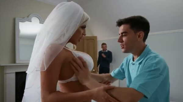 Porn video He spied on the newlyweds. Sienna Day, Danny D