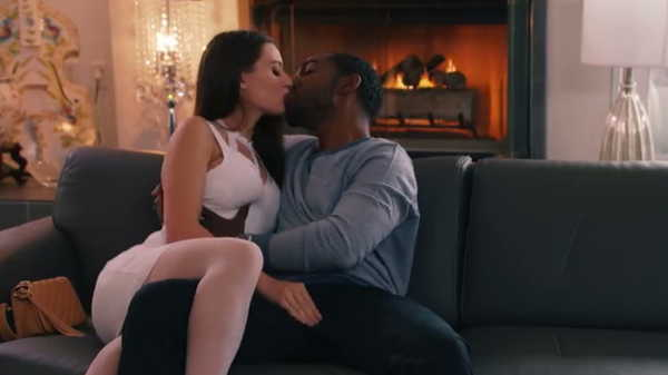 Porn video Lana Rhoades gets ass fucked by a big black cock. Lana Rhoades