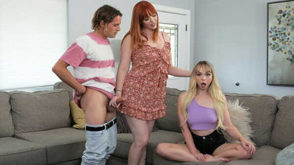 Porn video Mom Plays Match Maker. Momsteachsex. Lilly Bell, Lauren Phillips
