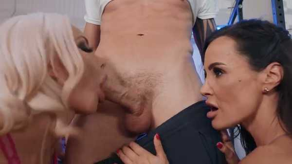 Porn video Nicolette Shea vs. Lisa An. Nicolette Shea, Lisa Ann