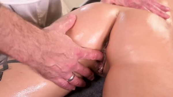 Porn video Passionate sex after massage. Tori Dakota