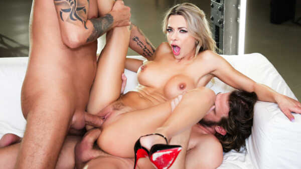 Porn video Restless Hands. Shalina Devine