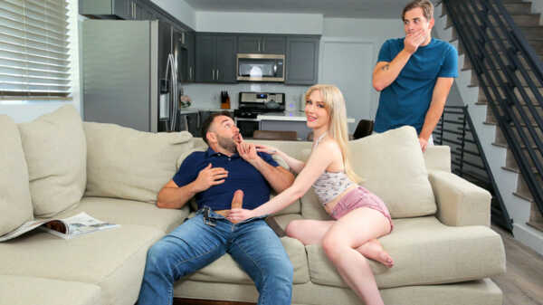 Porn video The Dominant One.  Katie Morgan