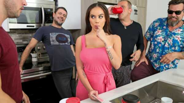 Porn video The Marriage Destroyer.  Victoria June