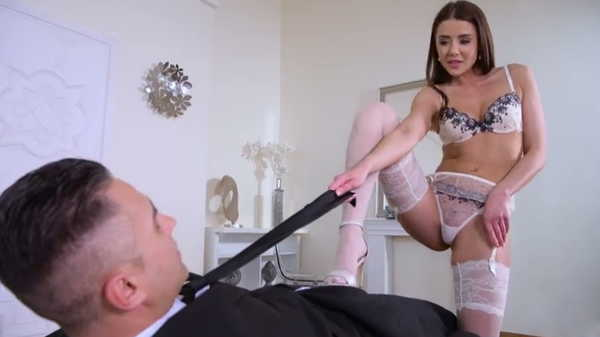 Porn video When he arrived, she was ready for sex. Sybil A