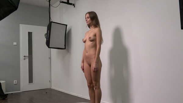 Porn video Young beauty at a porn casting.